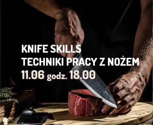 knife skills techniki